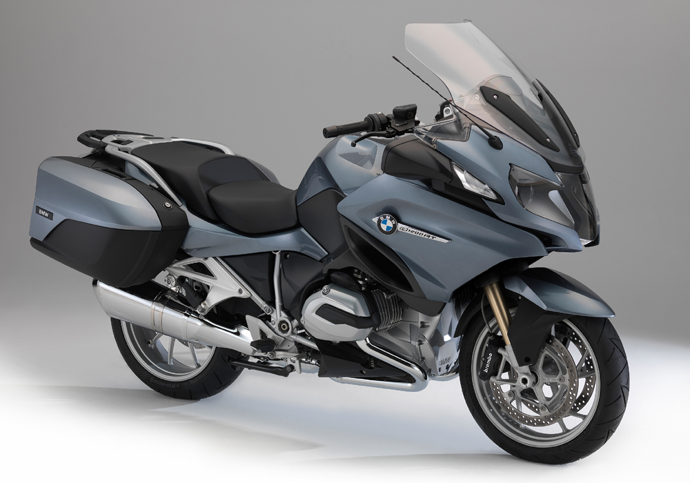 Rent a BMW R1200RT
