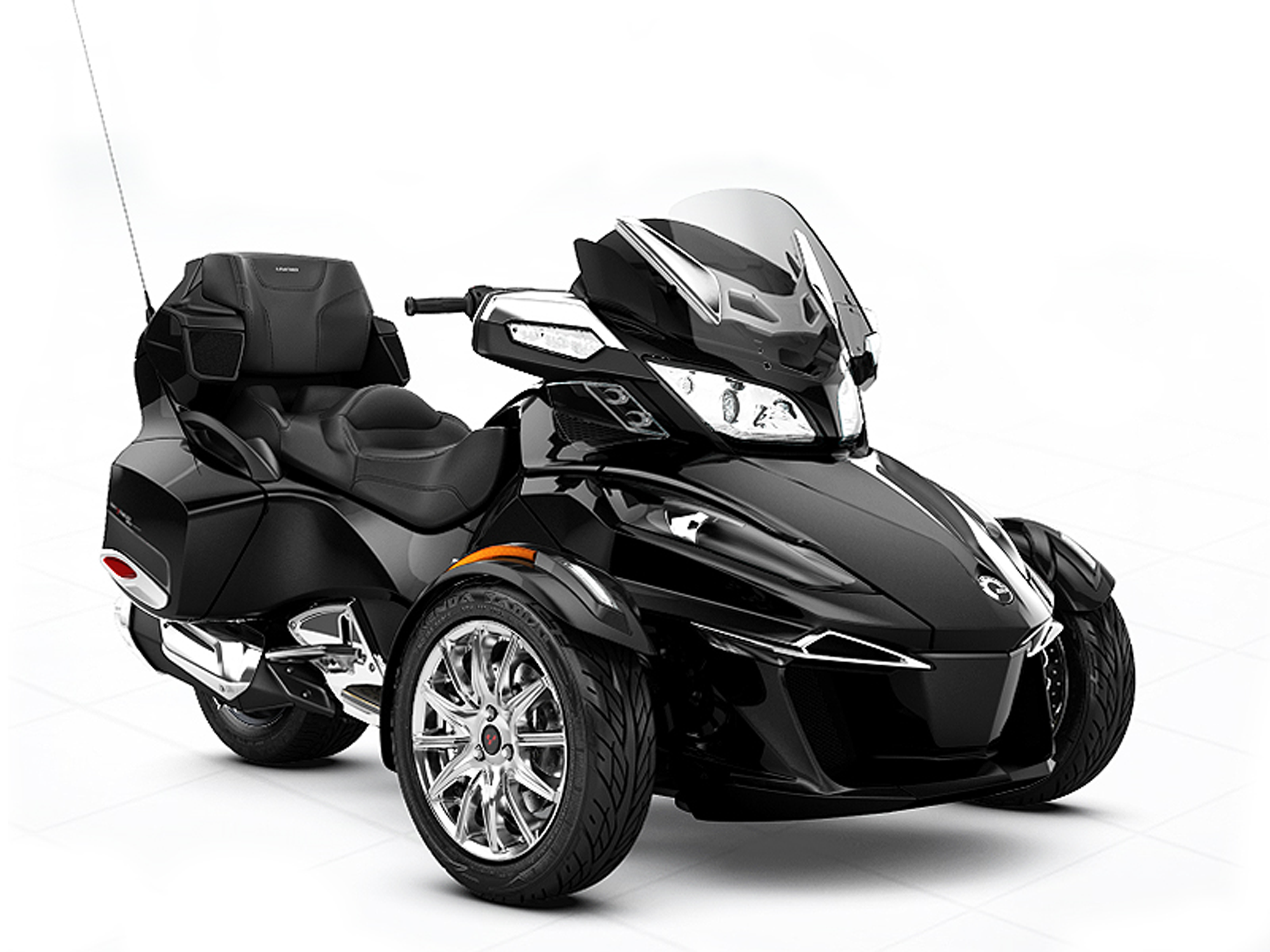 Rent a Can-Am Spyder RT Limited