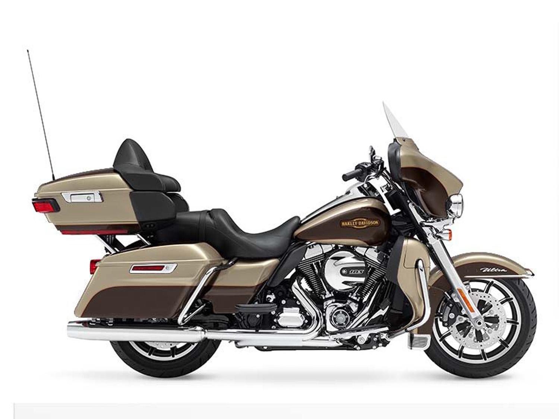 Rent a Harley-Davidson Electra Glide Ultra Classic