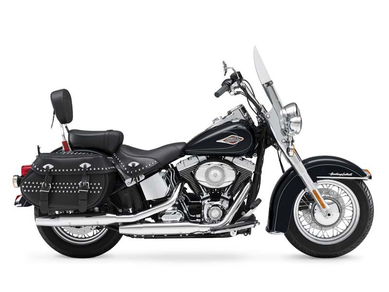 Rent a Harley-Davidson Heritage Softail