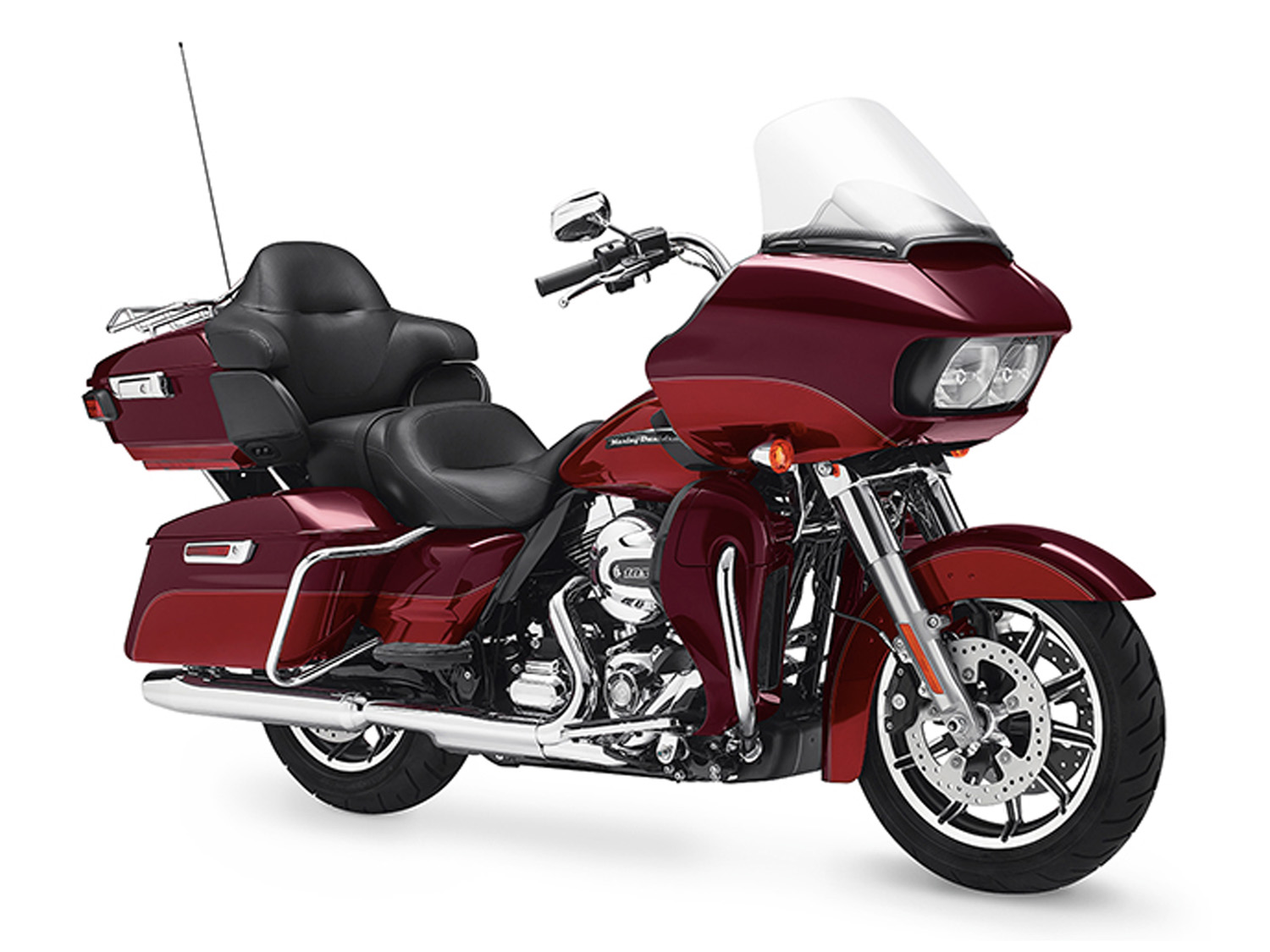 Rent a Harley-Davidson Road Glide Ultra