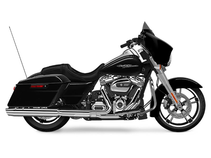 Harley Davidson Street Glide w 107ci motor
