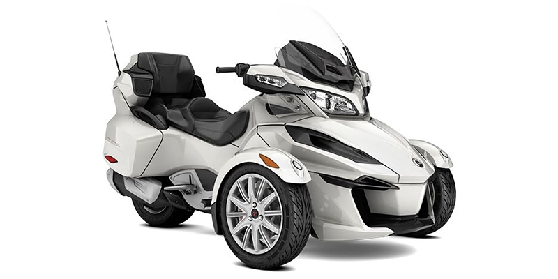 Can-Am Spyder RT White