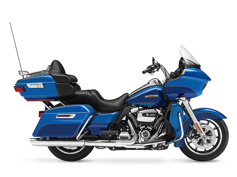 Road glide ultra blue